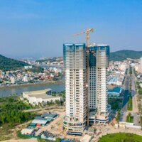 Bán căn hộ dịch vụ Hạ Long đường Hoàng Quốc Việt - view Vịnh - giá từ 1,6 tỷ full đồ LH: 0962269229