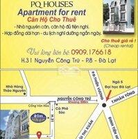 Căn hộ Thành phố Đà Lạt 80m² 2 PN LH: 0909176618