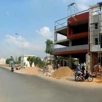 Chính chủ bán lô đất mặt tiền TL10 gần chợ Bà Hom, sổ hồng cầm tay LH: 0902688817