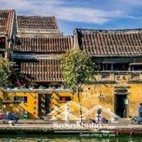 Đất biệt thự Hội An view sông Cổ Cò thuận tiện xây khách sạn LH: 0932432234