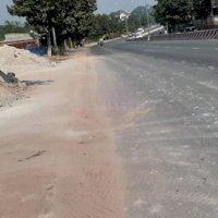 Cho thuê đát 1500m2, mặt tiền đường làm chứa vật tư xây dựng LH: 0966238255