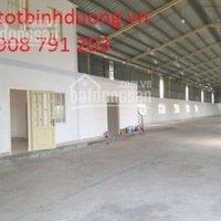 Cho thuê kho xưởng khu công nghiệp Nam Tân Uyên Bình Dương Diện tích 1700m2 LH: 0908791203