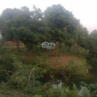 Bán thửa 25209m2 đất TC Phú Cát, Quốc Oai, Hà Nội Lô góc vị trí cực đẹp làm nghỉ dưỡng tuyệt vời LH: 0946023999
