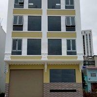 Tòa nhà văn phòng 10x20m, Hầm, 4 lầu trống suốt An Phú LH: 0909455489