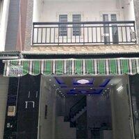 Nhà 1 lầu 4x12, 2 PN hẻm 6m Phú Thọ Hoà LH: 0931402925