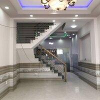 Nhà 1 trệt 2 lầu 4 phòng ngủ Hiệp Thành city LH: 0987558334