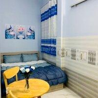 Căn hộ mini Quận Tân Phú_full nội thất_có cửa sổ LH: 0345514400