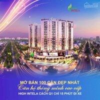 Mở bán HIGH INTELA quận 8, giá rumor 35trm2, chính sách bán hàng tốt Lh: 0942200678