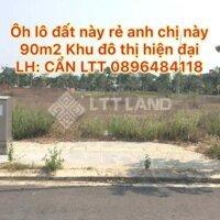 Bán lô đất FPT Đà Nẵng giá cực tốt 90m2 LTTLAND LH: 0896484118