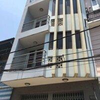 Bán nhà hxh 6m Nơ Trang Long,4,1x10m, 4 lầu mới LH: 0778019519