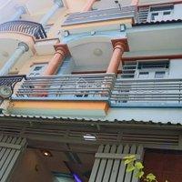 Bán nhà 1 trệt 3 lầu 4x14m giá 375 tỷ TL, HXH Lâm Thị Hố, P TCH, Q12 LH: 0933805479