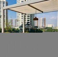 Bán căn hộ 2 phòng ngủ 90 m2, có sân vườn rộng 118 m2, nội thất đẹp, view hồ bơi, giá bán 10 tỷ LH: 0984028388