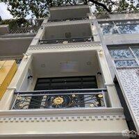 Nhà mới năm tầng mặt tiền đường 3 Tháng 2 LH: 0909500008