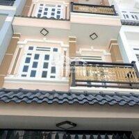nhà mới 2 lầu 3PN sổ riêng hẻm rộng đường Nguyễn Thị Tú LH: 0932875709
