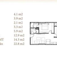 Bán căn 02 Tòa B2 70m2 Chung cư Roman Plaza Hải Phát giá 218 tỷ LH: 0966737281