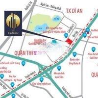 Căn hộ liền kề làng đại học Thủ Đức LH: 0961343156