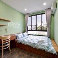 Cho thuê căn hộ dịch vụ yên tĩnh, sạch sẽ QBT LH: 0822664045
