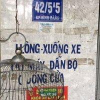 Nhà Chợ Bình Đáng Thuận An LH: 0917055879