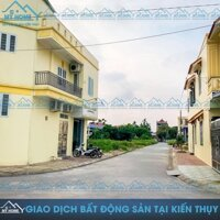 Bán đất xã Đại Đồng, Kiến Thụy, HP giá 6trm2 LH: 0358316429