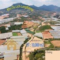 Bán đất phân lô ngay trung tâm Y Tế Lạc Dương mặt tiền 300m đường lên du lịch LangBiAng LH: 0777262636