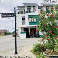 Rẻ nhất phân khu 90m2 Tân Quang Minh, giá siêu chỉ từ 1ty8 LH: 0969967515