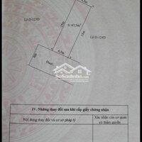 Bán lô đất 231 - 124 Văn Cao Hải An Hải Phòng LH: 0984288643
