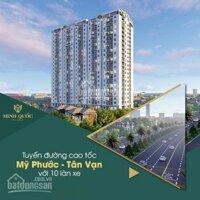 Căn hộ cao cấp Minh Quốc Plaza - Thủ Dầu Một - Bình Dương LH: 0981624966