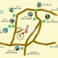 Đất nền nghỉ dưỡng liền kề Đà Lạt, Lâm Đồng LH: 0902796016