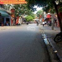 Bán nhà mặt đường Nguyễn Đức Cảnh vị trí đẹp, gần ngã tư có vỉa hè rộng 3m kinh doanh buôn bán tốt LH: 0363234167