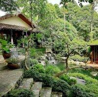 Cần bán BT VIP số 1 Hòa Sơn Lương Sơn 6000m2có ao cá Nhà Hàng Bể Bơi Biệt Thự nghỉ dưỡng GĐ KD Đỉnh LH: 0987757698