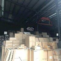 Cho thuê kho xưởng MT Quốc Lộ 1A Quận Thủ Đức Diện Tích : 1750m2 LH: 0901324185