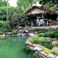Bán khuôn viên biệt thự nghỉ dưỡng 6000m2 gần trung tâm lương sơn LH: 0986088141