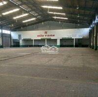 Cho thuê kho xưởng 4000m2 tại Thuận An, Bình Dương LH: 0901297009