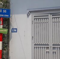 Bán nhà riêng 245 Định Công, Hoàng Mai, taxi đỗ cửa, 61m2X4t,mt 4,3m, chỉ 4,6 tỷ LH: 0981258622