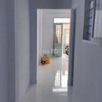 Nhà mới nguyên căn 60m2 đường Tân Thới Nhất 1 LH: 0912365827