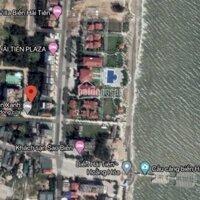 Cần tiền bán gấp lô đất thổ cư ngay trục đường 22m ven biển, cách cầu cảng 200m LH: 0981582023