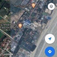 Cần tiền bán gấp lô đất thô cư vị trí đẹp, ven biển, ngay cạnh dự án Flamingo Hải Tiến LH: 0981582023
