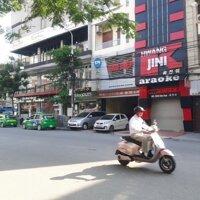 Cho thuê mặt bằng đẹp MT: 20m DT: 300m2 vị trí giao thông thuận tiện phố Văn Cao LH: 0936787286