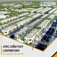 Cần bán lô góc suất ngoại giao dự án Apec Điềm Thụy Center Point LH 0337400555