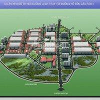 Chuyển nhượng nhà ở, quyền sử dụng đất trong khu nhà ở cao cấp ICC Quán Mau - Nối Hồ Sen Cầu Rào II LH: 0902032899