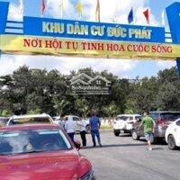 Bán đất khu dân cư Đức Phát thị trấn Lai Uyên LH: 0911476588