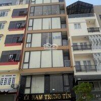 Bán nhà mặt tiền Rạch Bùng Bình, Quận 3 DT42x14m Trệt 5Lầu HĐ Thuê 65Triệu Gía 20Tỷ LH: 0392174298