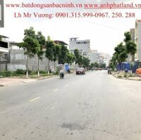 Bán nhanh lô Trục Nguyễn Quyền- Khu Bồ Sơn 3 gần Hải Sản Toàn Tình LH: 0967250288