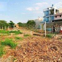 Liên ấp 123- Võ Văn Vân, 64m2 đất chính chủ, dân cư xây mới LH: 0909762617