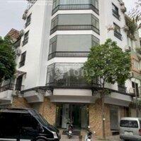 Nhà Đường Nguyễn Chánh-110m2,5 tầng LH: 0967566197