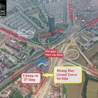 Chung Cư Hoàng Huy Grand Tower Sở Dầu LH: 0704136333