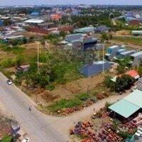 Gia đình xoay vốn làm ăn cần sang gấp 3 miếng đất thổ cư, sổ hồng,Khu Đô Thị Bàu Bàng - Bình Dương LH: 0333372034