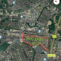 Bán đất lô B4 Khang An 168m2, trục chính Khang An , giá bán 39trm2 152m giá 35tr LH 0911 755 779