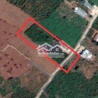 Cần bán lô đất thổ cư mặt tiền đường bê tông LH: 0377714468