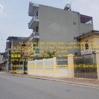 bán đất giãn dân khu hạp lĩnh - cây xăng sứ long phương - bắc ninh 0987358225